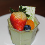 Foodie Friday: Green Tea Mousse