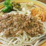 Foodie Friday: Minced Pork Noodle
