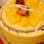Foodie Friday: Mango Cake