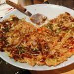 Foodie Friday Firsts: Okonomiyaki