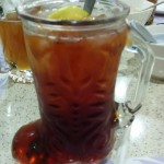 Foodie Friday First: Hong Kong Lemon Tea