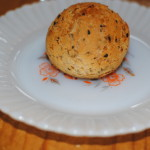 Foodie Friday First: Mochi Sesame Ball