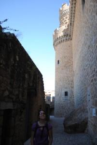 Spain castle