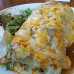 Foodie Friday First: Duck Burrito
