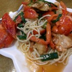 Foodie Friday: Lobster Noodles