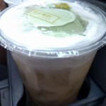 Foodie Friday: Green Tea Float