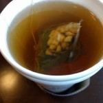 Foodie Friday: Peach Green Tea